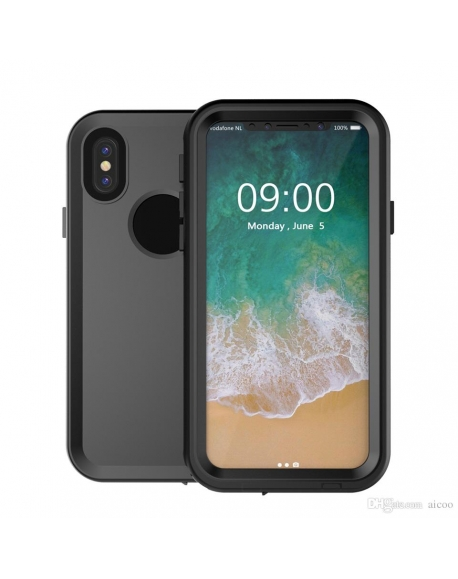 carcasa acuatica iphone x